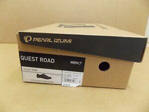 New Pearl Izumi Quest Road Bike Cycling Shoes Size 44 EU