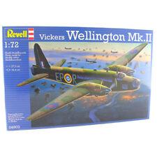 Revell Vickers Wellington Mk.ii (Escala 1:72) Model Kit Nuevo