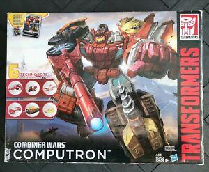 Hasbro Transformers GenerationsCombiner Wars Computron