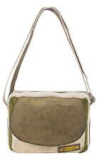 Damentaschen aus Canvas/Segeltuch mit Fächern