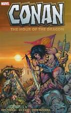 CONAN: THE HOUR OF THE DRAGON TPB Marvel Comics TP