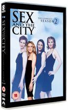 Sex And The City Temporada 2 Nuevo DVD (3795633)