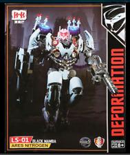 Transformers LS01 Ghost fighter aircraft Nitrogen Zeus alloy robot toy