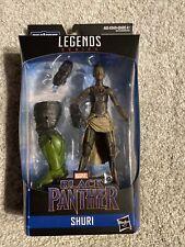 """Marvel Legends Shuri 6"""" Avengers Black Panther Action Figure hulk baf"""