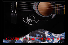 GFA  I Won't Give Up  * JASON MRAZ *  Signed Acoustic Guitar AD1 COA