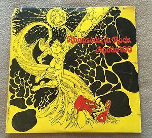 APOLLO 100 Rhapsody In Rock LP 11  Track UK Young Blood International
