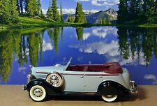 Liberty Classics 1:25, 1936 Dodge 4-Dr Convertible Bank