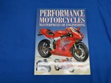 Performance Motorcycles Masterpieces of Engineering book                Walker_2