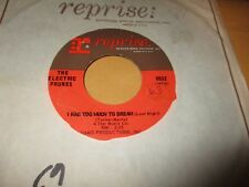 """1966 THE ELECTRIC PRUNES I Had Too Much To Dream.. US 7"""" Reprise 0532 VG/VG"""