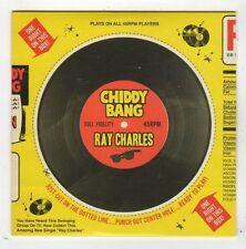 (FZ220) Chiddy Bang, Ray Charles - 2011 DJ CD