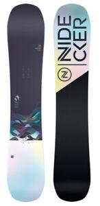 2022 Nidecker Ora 147 All Mountain Women's Snowboard