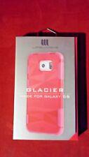 Lifeworks Glacier Aluminum Phone Case for Samsung Galaxy S6 Pink New i