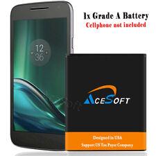 Upgraded 3770mAh Replacement Li-ion Battery f Verizon Motorola Moto E4 Xt1767Pp