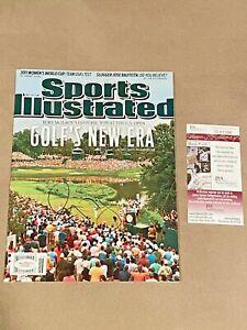 Rory McIlroy signed US Open Sports Illustrated Magazine June 27, 2011 NL JSA