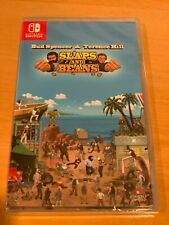 BUD SPENCER & TERENCE HILL: SLAPS AND BEANS (NINTENDO SWITCH) Strictly Limited