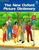 New Oxford Picture Dictionary by E. C. Parnwell