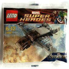 LEGO Super Heroes 30162 The Avengers Quinjet Marvel Promo Polybag Bag Beutel