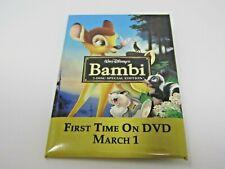 Bambi Movie Pin Button Disney