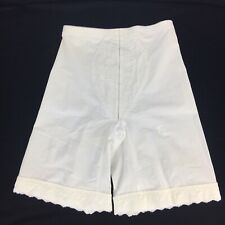 Vintage Playtex I Can't Believe Its a Girdle Size Small White Long Leg Garter