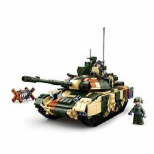 Sluban 0756 - Großer Kampfpanzer - Neu
