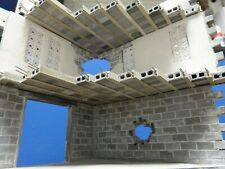 1/35 scale Diorama Accessories Block and beam floor