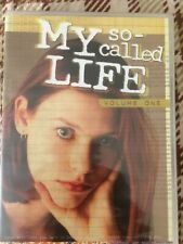 My So-Called Life: Volume One Dvd, 1994, New Sealed - Claire Danes