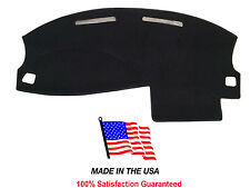 2005-2007 Dodge Magnum Black Carpet Dash Cover Mat Pad DO98-5 Made in the USA