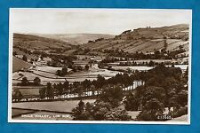 C1930'S RP PC SWALE VALLEY, LOW ROW, SWALEDALE, YORKSHIRE