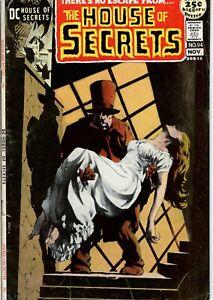 The House of Secrets no. 94 (Oct.-Nov 1971)
