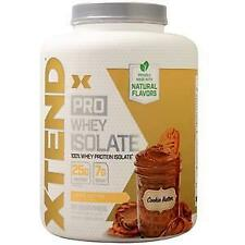 Scivation Xtend Pro Whey Isolate Cookie Butter 5 lbs