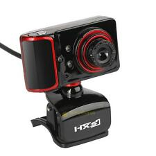 HD 16 Megapixels USB 2.0 Webcam Camera With Mic Clip-on for Computer Laptop PC