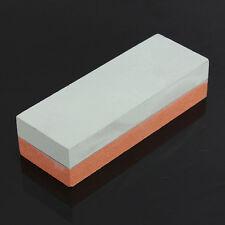 400/1500# Grit Knife Sharpener Sharpening Polishing Stone Whetstone Double Sides