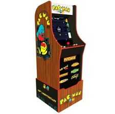 PAC-MAN Arcade machine 1UP 40TH ANNIVERSARY.