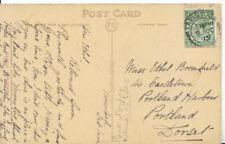 Family History Postcard - Bromfield - Portland - Dorset - Ref 2761A