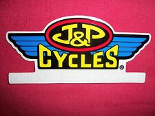 J&P Cycles Parts Accessories Apparel Sticker Decal Motorcycle Racing ATV AFM