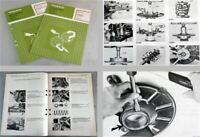 Volvo 480  ab 1986 Werkstatthandbuch Federung Räder Lenkung ...