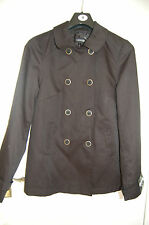 Black Jacket Fully Lined From George Size UK 8 BNWT