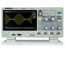 """Siglent SDS1104X-E Oszilloskop 4Kanal 1GSA 100MHz 14Mpoints 100kwrfms! 7""""TFT"""