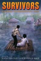 Flood: Mississippi, 1927 (Survivors) - Paperback By Duey, Kathleen - GOOD