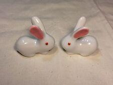 2 pieces, Bunny Rabbit Usagi Chopstick Rests, made in Japan