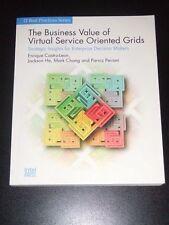BUSINESS VALUE OF VIRTUAL SERVICE ORIENTED GRIDS Enterprise Decision Makers 2008