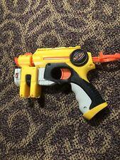 Nerf Nite Finder Blaster Pistol Laser Light Yellow