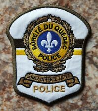 Sherbrooke Quebec Fire Patch Actual