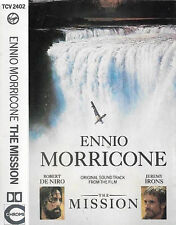 Ennio Morricone ‎The Mission CASSETTE ALBUM Soundtrack Classical Modern, Score