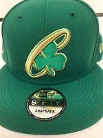NBA New Era Boston Celtics Snapback Hat 9Fifty Cap