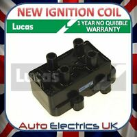 RENAULT IGNITION COIL PACK NEW LUCAS OE QUALITY