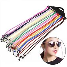 12pcs Anti-lost Nylon Spectacle Frame Holder Sunglasses Eyewear Cord String
