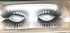 (4) Sets Ardell Lashes DARK MAIDEN Fright Night Top & Bottom Drag Eyelashes