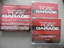 Pure Garage MOLTO MEGLIO DI 4 CD 80 TRACCE Wookie DJ Q WILEY TKS Jodeci LUCK &