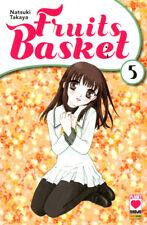 Planet Manga - Fruits Basket 5 - Nuovo !!!